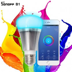 LED WiFi крушка SonoffF B1...